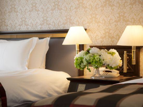 名古屋觀光酒店(Kanko Hotel Nagoya)豪華雙床房