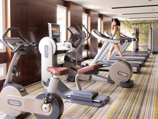 新加坡洲際酒店(InterContinental Singapore)豪華房
