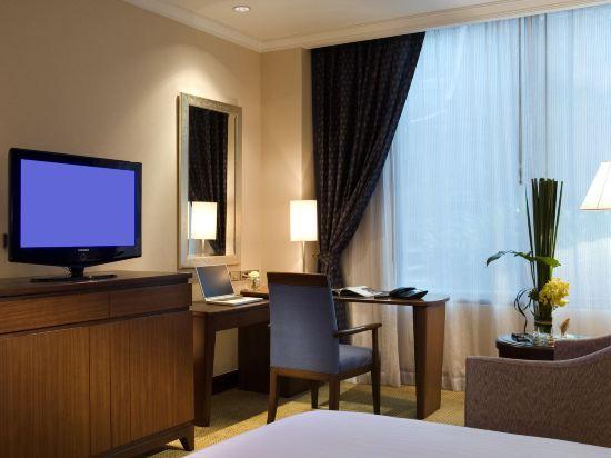曼谷素萬那普機場諾富特酒店(Novotel Bangkok Suvarnabhumi Airport)高級房