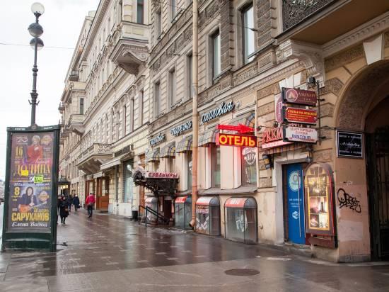 涅夫斯基大街 53 酒店