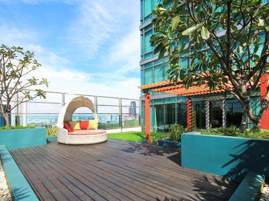 曼谷斯瓦特爾酒店(Sivatel Bangkok)皇家套房(帶私人露台)