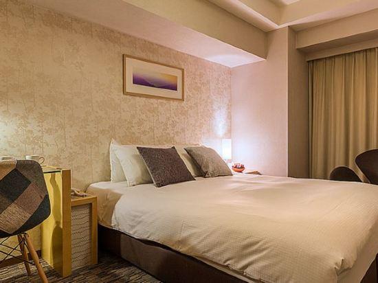 札幌三位神大酒店(Hotel Resol Trinity Sapporo)標準大床房