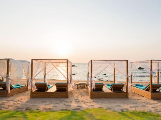 達拉海角度假酒店(Cape Dara Resort)私人海灘