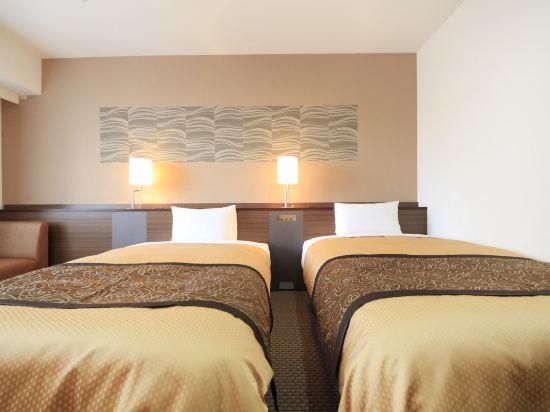Vessel Inn酒店-札幌中島公園(Vessel Inn Sapporo Nakajima Park)高級雙床房
