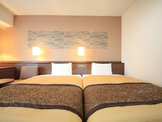 Vessel Inn酒店-札幌中島公園(Vessel Inn Sapporo Nakajima Park)標準雙床房