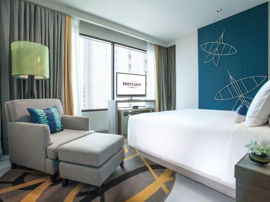 芭堤雅海洋度假美居酒店(Mercure Pattaya Ocean Resort)海景套房