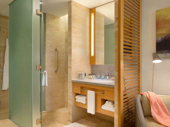 新加坡烏節門真酒店(Hotel Jen Singapore Orchardgateway by Shangri-La)高級房