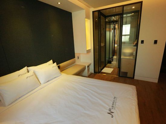 諾埃爾商務汽車旅館(Noel Business Hotel)大床房
