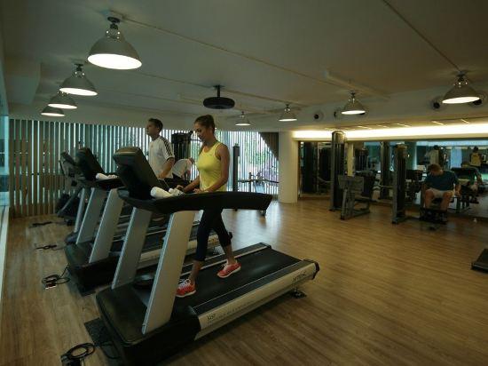 曼谷利特公寓(LiT BANGKOK Residence)健身房