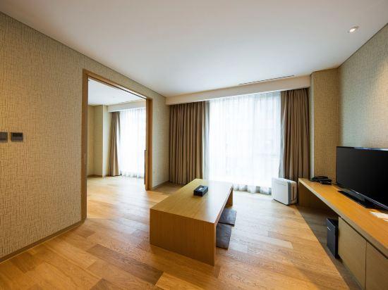 釜山索拉利亞西鐵酒店(Solaria Nishitetsu Hotel Busan)韓國傳統暖炕房
