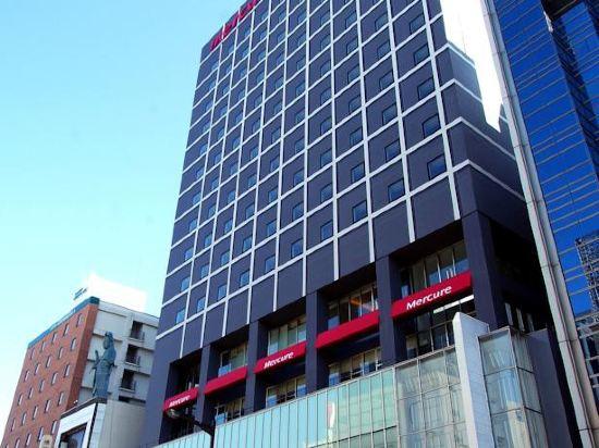 札幌美居酒店(Mercure Hotel Sapporo)外觀