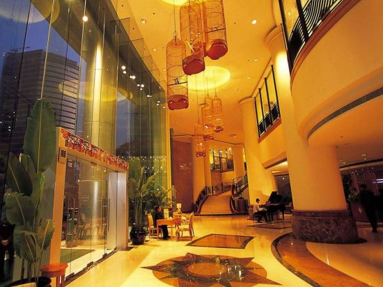 香港嘉湖海逸酒店(Harbour Plaza Resort City)公共區域