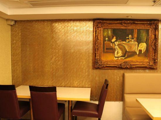 香港東方泛達酒店(Oriental Lander Hotel)公共區域