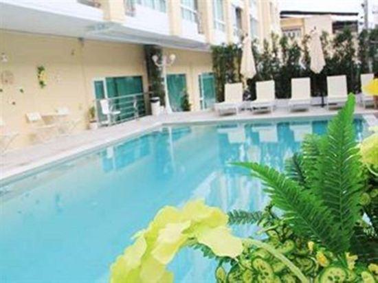 華欣皇家館酒店(Royal Pavilion Hua Hin)室外游泳池