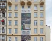 鐘樓里昂中央車站佩拉切康弗倫斯酒店