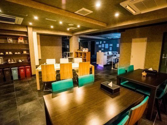 京都SHE酒店(Hotel She Kyoto)餐廳