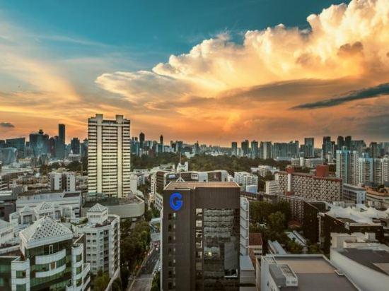 新加坡G酒店(Hotel G Singapore)外觀
