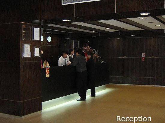 新加坡米閣大酒店(Hotel Mi Singapore)公共區域