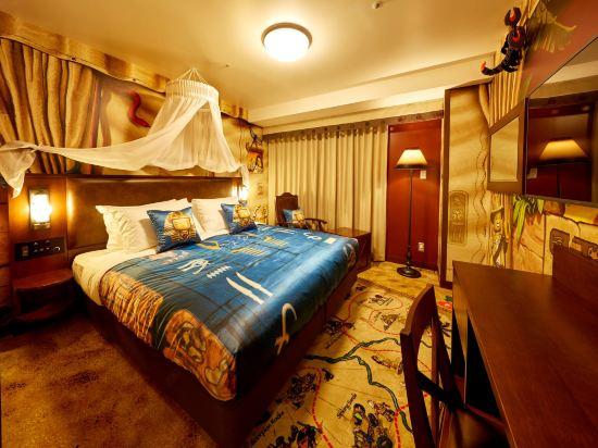 日本樂高樂園酒店(Legoland Japan Hotel)探險主題甄選房