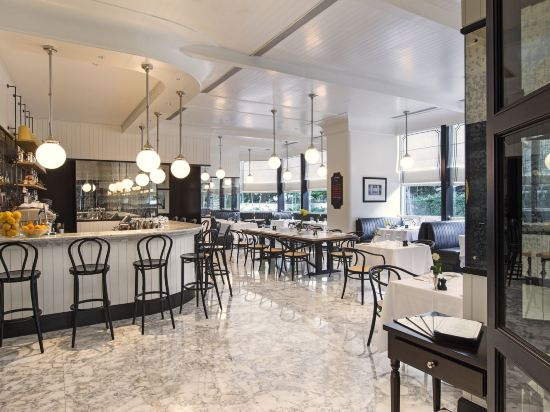 曼谷東方酒店(Oriental Residence Bangkok)餐廳