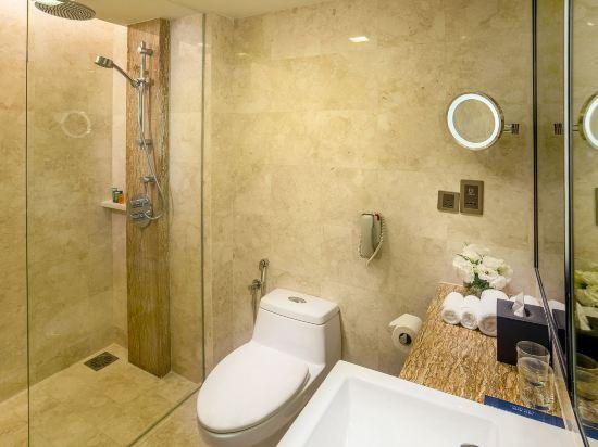 八打靈再也希爾頓酒店(Hilton Petaling Jaya)超級標準房