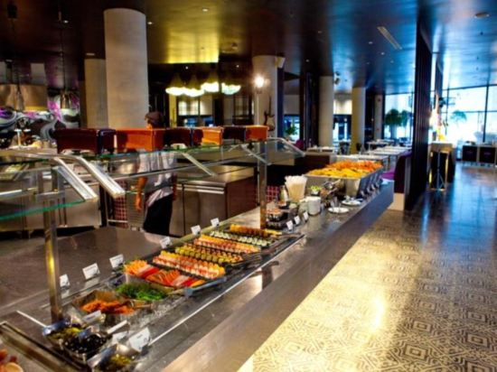 芭堤雅硬石酒店(Hard Rock Hotel Pattaya)餐廳