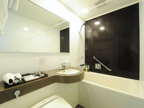 大阪心齋橋貝斯特韋斯特菲諾酒店(Best Western Hotel Fino Osaka Shinsaibashi)豪華雙床房
