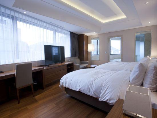 釜山阿爾班酒店(Arban Hotel Busan)精緻套房