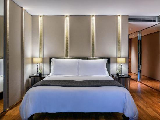 曼谷素可泰酒店(The Sukhothai Bangkok)俱樂部房
