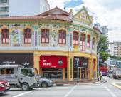 新加坡近烏節路馬裏士他現代公寓