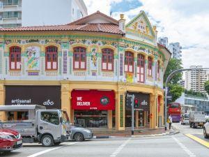 新加坡近烏節路馬裏士他現代公寓(K Suites Balestier Nearby Orchard Singapore)