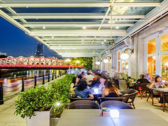 新加坡富麗敦酒店(The Fullerton Hotel Singapore)公共區域