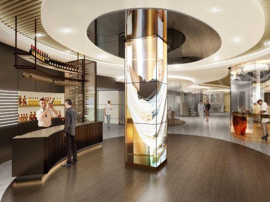 首爾世貿中心洲際酒店(InterContinental Seoul COEX)餐廳