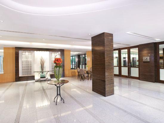 曼谷假日酒店(Holiday Inn Bangkok)會議室
