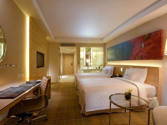 吉隆坡希爾頓逸林酒店(DoubleTree by Hilton Kuala Lumpur)行政房