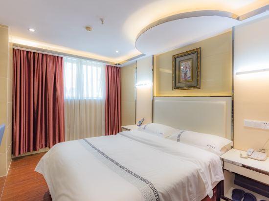 金域酒店(珠海拱北口岸步行街店)(Jin Yu Hotel (Zhuhai Gongbei Port Pedestrian Street))精選大床房