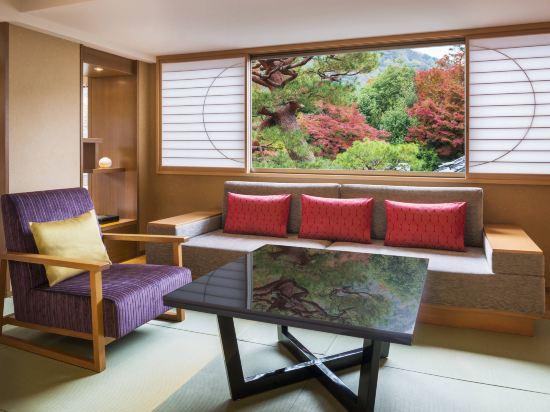 京都翠嵐豪華精選酒店(Suiran, a Luxury Collection Hotel, Kyoto)公共區域