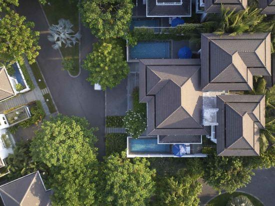 峴港雅高尊貴度假村(Premier Village Danang Resort Managed by AccorHotels)園景四卧室別墅(帶私人小型泳池)
