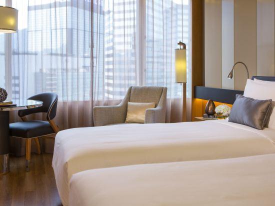 香港萬麗海景酒店(Renaissance Harbour View Hotel Hong Kong)園景房
