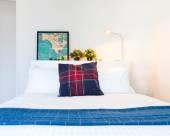 臨水兩居室精裝公寓,超讚日落美景