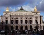 巴黎凱旋門伊特萊爾美居酒店