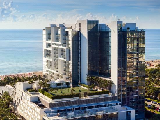W South Beach Miami Hotel