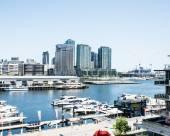 澳大利亞墨爾本港口碼頭丨大床房