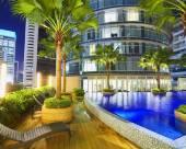 吉隆坡漩渦住宅洛爾斯套房
