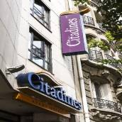 巴黎馨樂庭共和服務公寓