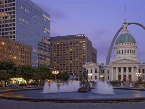 德魯里廣場聖路易斯艾特酒店(Drury Plaza St. Louis at The Arch)