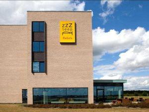 比隆茲利普酒店(Zleep Hotel Billund)