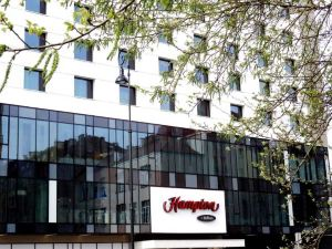 華沙市中心希爾頓歡朋酒店(Hampton by Hilton Warsaw City Centre)