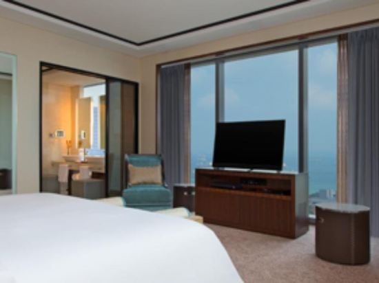 新加坡威斯汀酒店(The Westin Singapore)港景套房