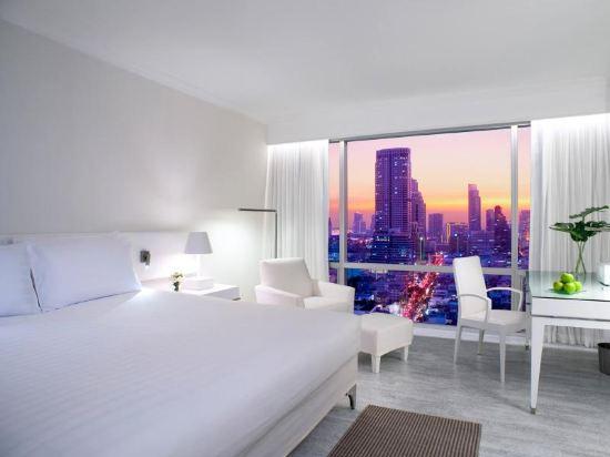 曼谷鉑爾曼G酒店(Pullman Bangkok Hotel G)G俱樂部特大床房